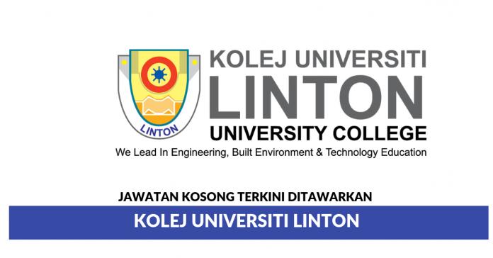 Jawatan Kosong Kolej Universiti Linton Sdn Bhd